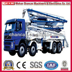 Best price concrete pump car sell in india