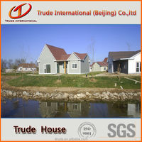High quality and cheap price prefab beach house