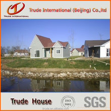 High quality and cheap price prefab beach house