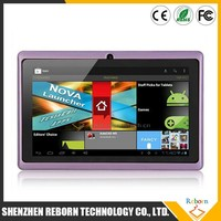 Cheap Tablet Android 7 Inch Quad Core ATM7031 Q88 Tablet PC