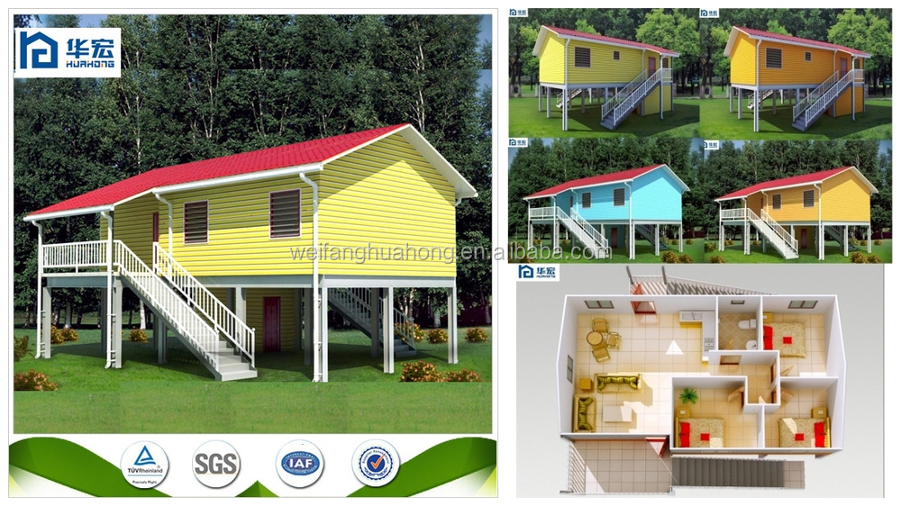 Modular Kit House Garden Prefab House China Prefabricated