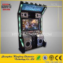 New Luxury indoor amusement arcade dancing game machines for sale Dance Revolution