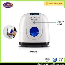 1,2,3,4,6,9,15 litter Mini car home hospital used medical oxygen machine for sale with 110V/120V/93% purity