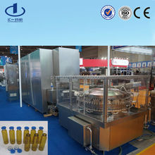 Automatic Oral Liquid Washing Drying Filling Capping Machine