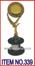 Custom brass Metal Trophy