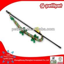 nylon Cat teaser/Cat teaser stick toy/Cat teaser rod