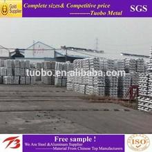 Best price 1070 Aluminum Ingots Manufacturer,99.7% aluminum ingot