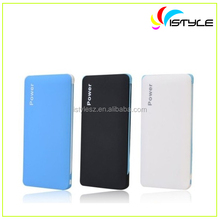 8000mah built in cable restaurant power bank made in japan