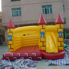 2015 hot commercial giant inflatable kids playground