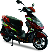 Popular Asia Philippines Maldives Indonesia AIMA 72V 1200W HIGH quality Electric scooter electric motorcycle AM-Jin Zhan