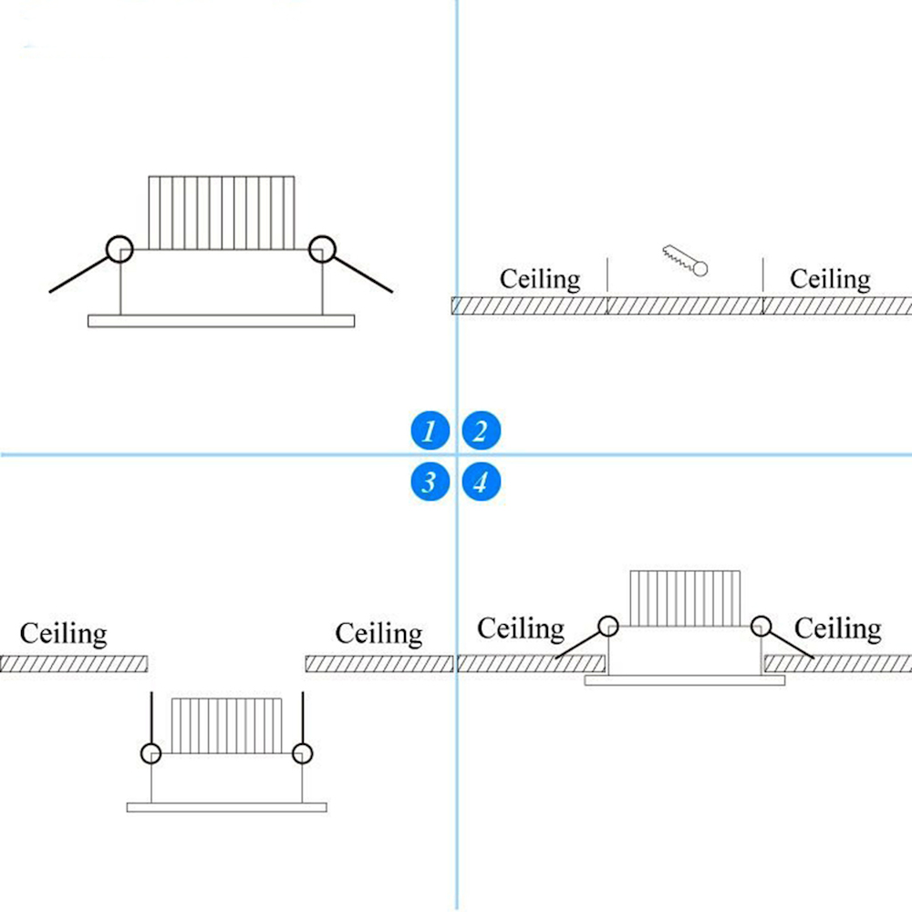 Outstanding installing downlights wiring frieze electrical and modern installing downlights wiring collection electrical diagram asfbconference2016 Images