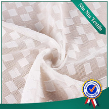 Dress fabric supplier Latest design Woven Plain french silk chiffon