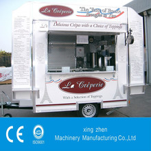 The best selling Coffee van with CE