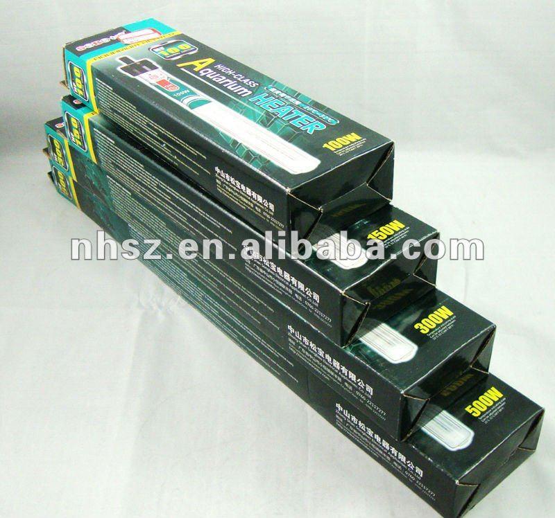 Sobo HF serie calentador de acuario, Cristal calentador, 100 w 200 w 300 w 500 w
