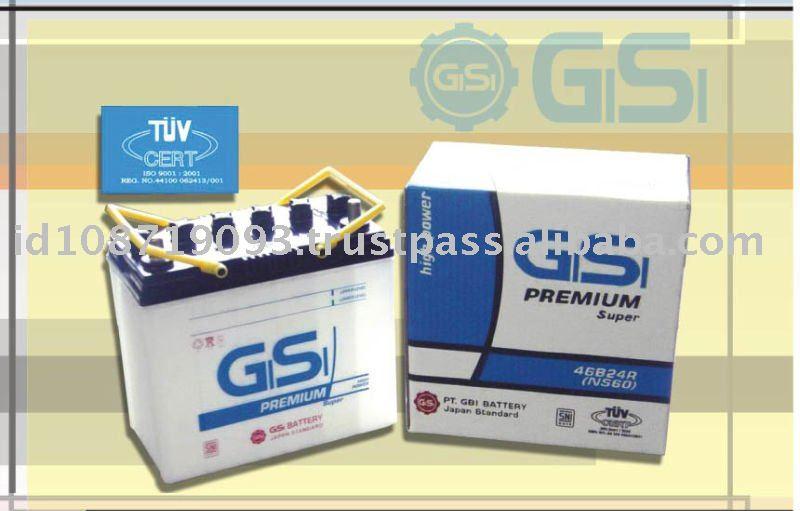 Gisi Car Battery