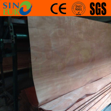 Exact thickness 0.3mm+ Grade A/B/C/D/E natural keruing wood face veneer