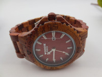Factory price,fast delivery time,100% natural wooden watches