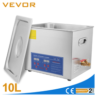 New Digital Commercial Ultrasonic Cleaner Machine with Heater