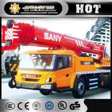 China Mobile Crane SANY Truck Crane STC800 for sale
