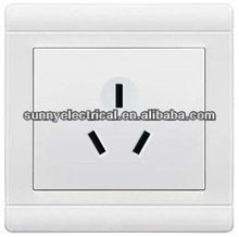 new developped 13a 1 gang switched socket