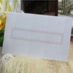 Shipping Packing Corrugated wedding greeting card verses