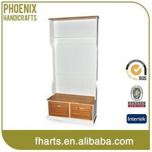 Good Prices Eco-Friendly Dressing Table With Cupboard