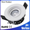 NEW Arrival international Chip COB LED Downlight/LED Downlight Housing 360 degree adjustable with CE/ROHS/SAA/5 Years Warranty