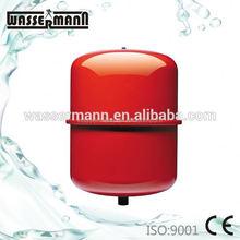 Et chaleur vase d'expansion réservoir sous pression