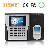 TIMMY Excel biometric fingerprint time attendance reader with software (TM60)