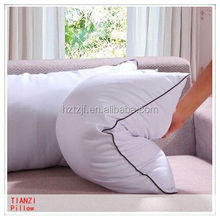 insert and pillow on memory foam pillow cotton filled and pillows