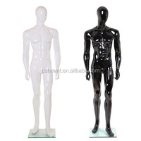 glossy mannequin ,male mannequin with high quality