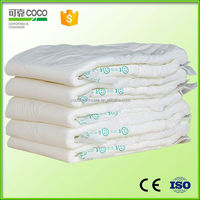 ISO and CE Proved Soft Breathable China Free Shipping Free Adult Diaper Sample