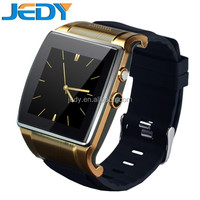 Whole sell New revision Hi-Watch watch Mobile phone GSM Smart Watch Phone pedometer sleep monitor for android phone