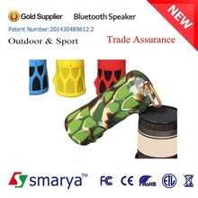 New Fashional portable speaker cabinets,bluetooth 4.0 active speaker 2.0 channel
