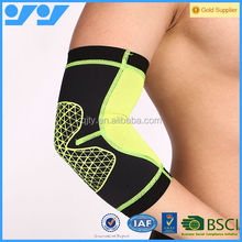 High quality neoprene waterproof elbow support with ce