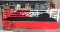 7mX7mx1m IBF rules Competition events Boxing Ring