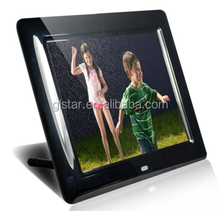 8 inch photo music automatic playback advertising player