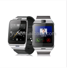 Smart watch for iPhone6 Samsung Android waterproof smart watch android dual sim phone