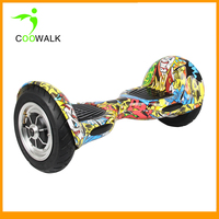 New China hoverboard two wheels smart self scooter for sale with top quality