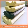 Ampliamente utilizado material de espuma de poliuretano de bloque / adhesivo de poliuretano / poliuretano que moldea decorativo