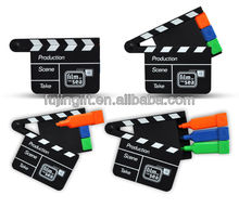 clapper board shaped special highlighter pen
