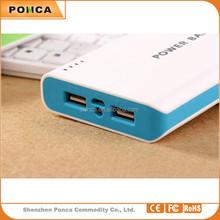 Wholesale high capacity universal 20000 MAH power bank external backup battery