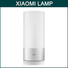 Xiaomi Bed Lamp Yeelight 16 Million RGB Color Indoor Night Light Support Touch and Smartphone Control Color xiaomi touch lamp