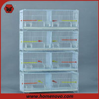 Manufacturere High Quality Lowest Price 59X26X153cm Iron Bird Cages For Sale Cheap