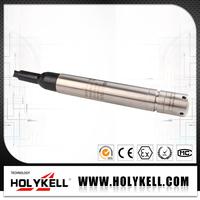 Piezoelectric well level sensor