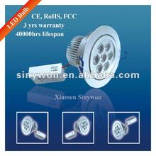 2012 Sinywon Strong Recommend 7W Cob Led Downlight