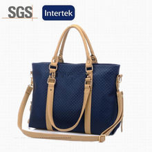 Online wholesale factory custom leather bags woman handbags 2015