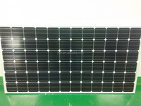250W Mono high voltage solar panels for sale in ALIBABA