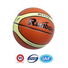 custom printed basketball