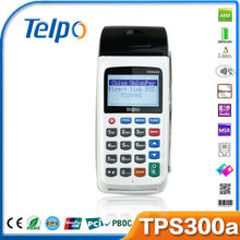 Linux OS RFID Reader with 3G WIFI POS,EFT POS From Telpo